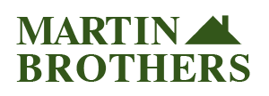 Martin Brothers Co Logo